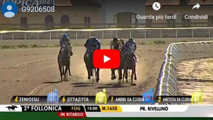 Follonica: bei succesi degli A.A Ambra da Clodia e Forban du Pecos.