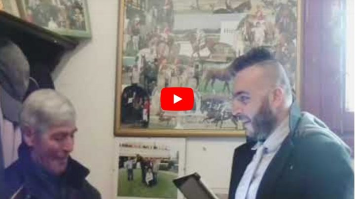 Intervista video al trainer Mario Migheli…..