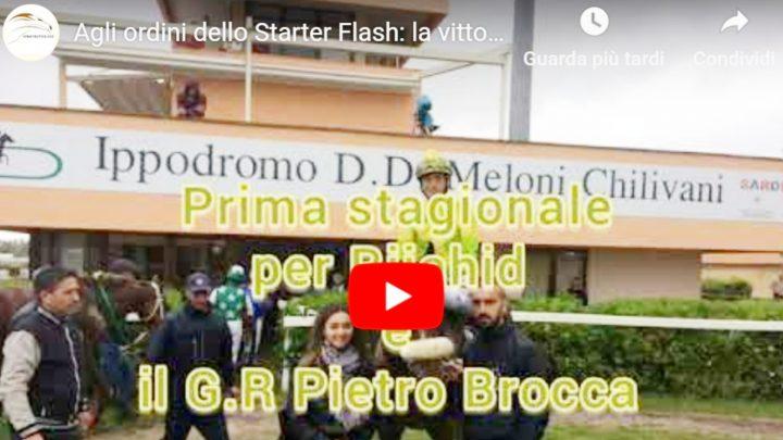 Per Rijahid e il G.R Pietro Brocca arriva la prima vittoria dell'anno