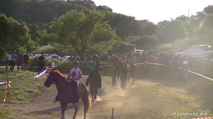 Il video del Palio di Sorgono, vinto da Tabar e Ricardo Sulis.