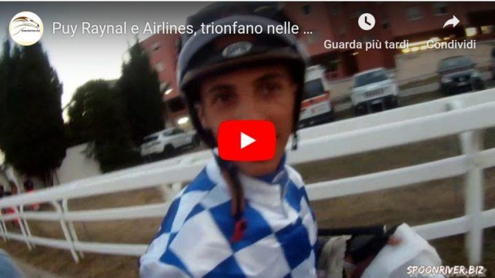 La clip dei successi dei PSA Puy Raynal e Airlines, intervista ad Antonio Fresu.