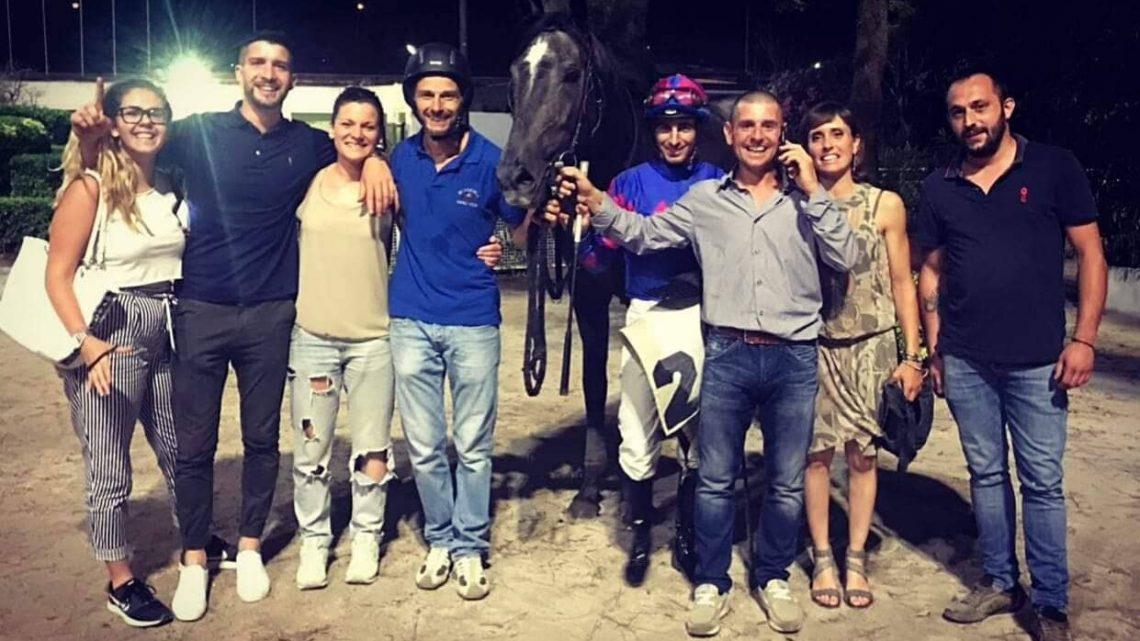 Napoli: il Derby al Sardo Ancora D'Onore, Ribelle domina il G.P