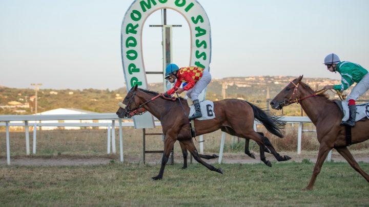 La clip della 1° vittoria in Sardegna di Nigna Pep.