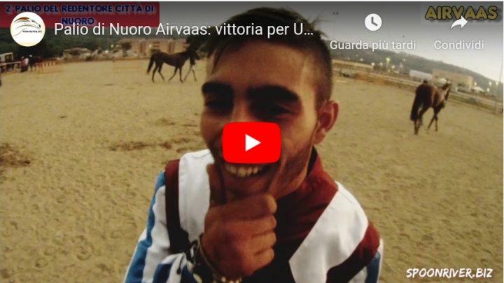 Il Palio di Nuoro|Video e interviste ai fantini.