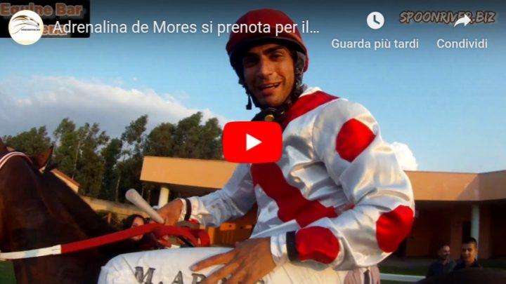 Video|Adrenalina de Mores c'è! Interviste ai protagonisti.