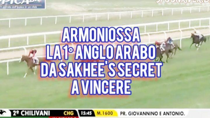 Clip|1° vittoria in carriera per l'A.A Armoniossa, highlights e interviste.
