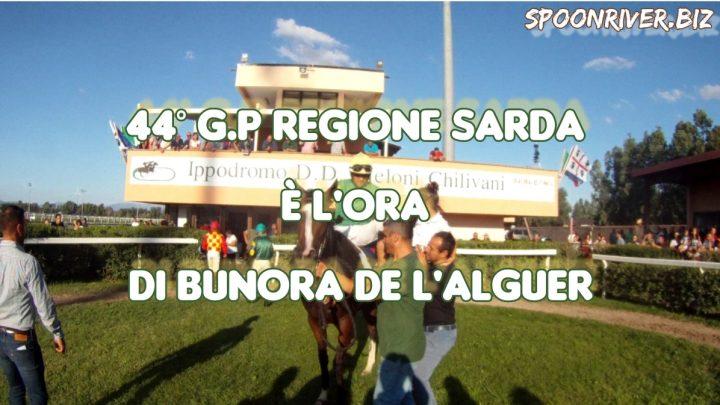 Clip|Bunora De L'Alguer vince il 44° G.P Regione Sarda, highlights e interviste.