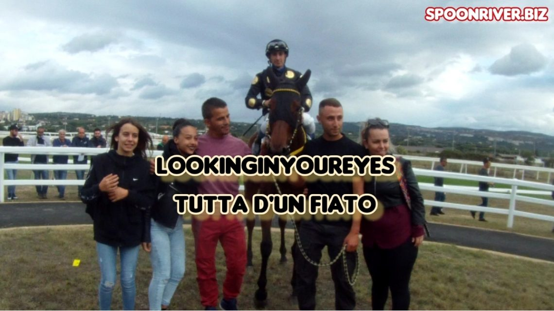 Clip| Lookinginyoureyes tutta d'un fiato. Highlights e interviste.