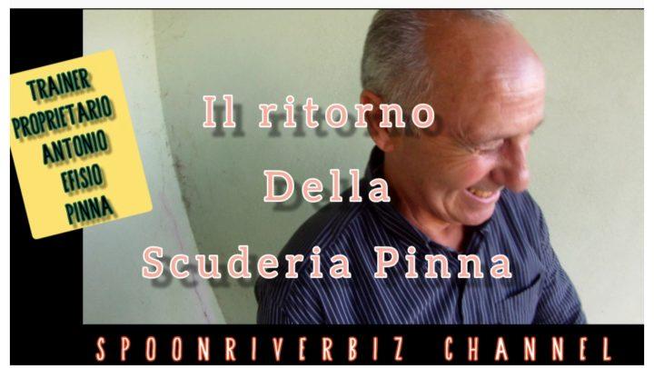 Clip  Astro e Altani de Aighenta per il ritorno della Sc. Pinna, highlights e interviste