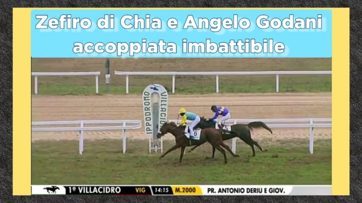 Clip|Zefiro di Chia e Angelo Godani imbattibili, highlights e interviste.