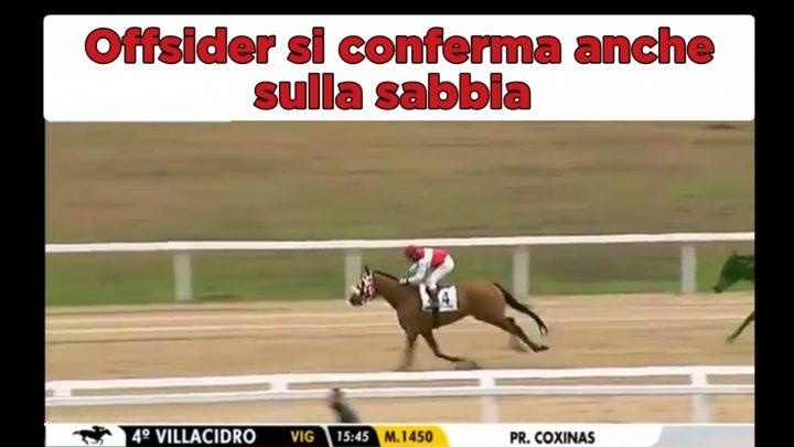Clip|Offsider vola sulla sabbia di Villacidro, highlights e interviste.