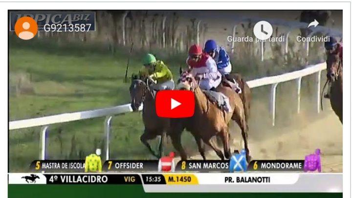 """Clip  il """"var"""" consegna la vittoria a Mondorame e Daniele Zucca, highlights e interviste"""