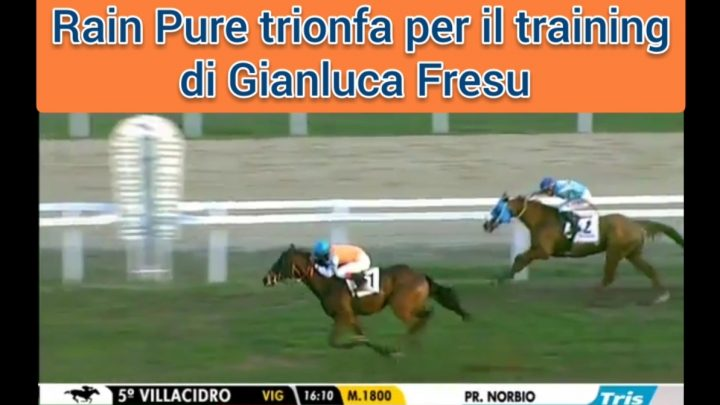 Clip Riecco Rain Pure, il PSI 100% Made in Sardegna