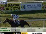 Pisa: Sopran Drusilla una vittoria tutta Sarda, bene anche Mario Sanna.