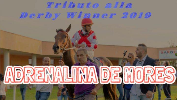 Clip: tributo ad Adrenalina de Mores, Derby Winner e miglior soggetto dell'annata.