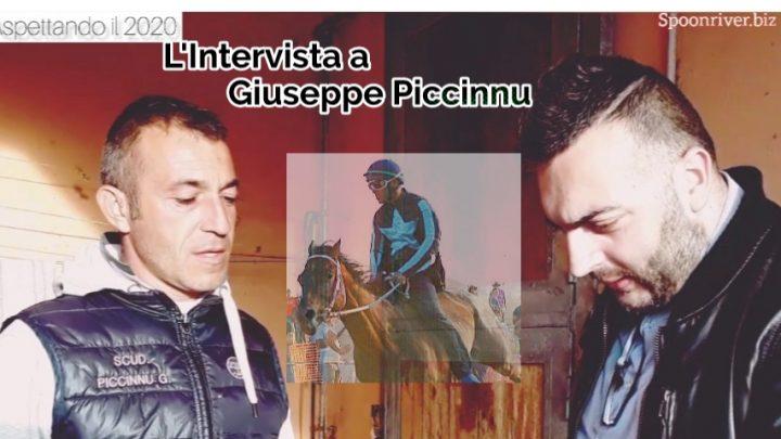 """Giuseppe Piccinnu: """"un bel 2019, ora si riparte dai puledri"""""""