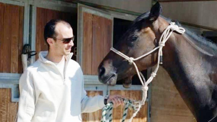 Gian Marco Pala 6 anni da allenatore e una vita di passione per i cavalli.