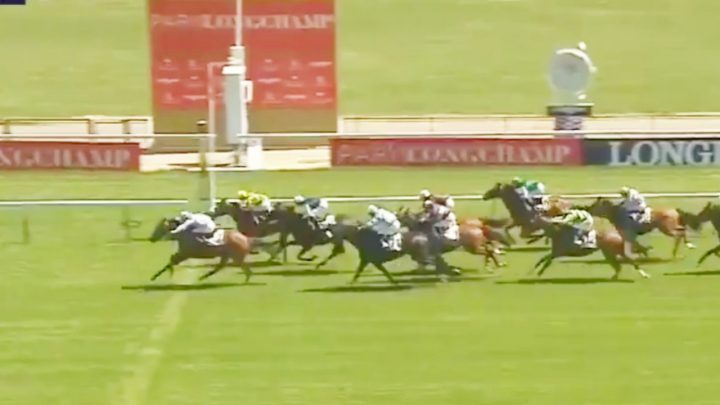 Francia: il jockey Sardo Gabriele Congiu trionfa a Longchamp.